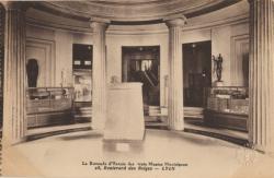 Lyon : Musée Guimet ; Rotonde d'Entrée des trois Musées Municipaux