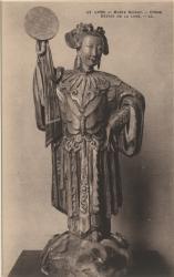 Lyon : Musée Guimet ; Chine ; déesse de la Lune