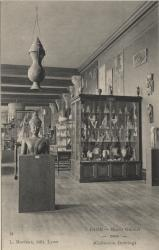 Lyon : Musée Guimet ; Siam (Collection Döhring)