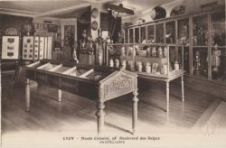 Lyon : Musée Colonial, 28 boulevard des Belges ; Indochine.