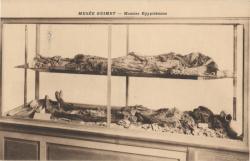Lyon : Musée Guimet : Momies Égyptiennes