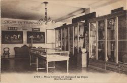 Lyon : Musée Colonial : 28 Boulevard de Belges : Madagascar