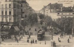 Lyon : Le Cours de la Liberté