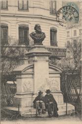 Lyon : Monument Raspail