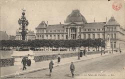 Lyon : Le Palais des Facultés