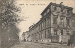 Lyon : Faculté de Médecine