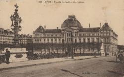 Lyon : Faculté de Droit et des Lettres
