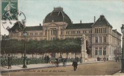 Lyon : La Faculté de droit et des Lettres