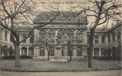 Lyon : La Faculté de Médecine