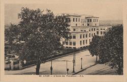 Lyon : L'école des Visiteuses