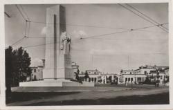 Lyon : Monument aux Morts du Service de Santé et Hôpital Edouard-Herriot