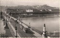Lyon (Rhône) : Pont Galliéni