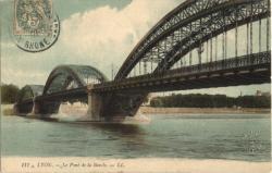 Lyon : Le Pont de la Boucle