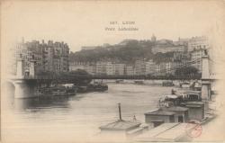 Lyon : Pont la Feuillée