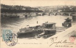 Lyon : Vue vers la Croix-Rousse