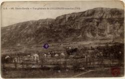 Haute Savoie : Vue générale de Collonges-sous-Salève