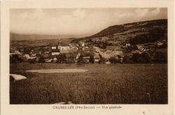 Cruseilles (Hte-Savoie) : Vue gérérale
