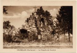Cruseilles (Hte-Savoie) : La Chapelle des Coudrets