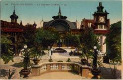 Evian-les-bains : La Source Cachat