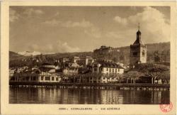 Évian-les-Bains : Vue générale