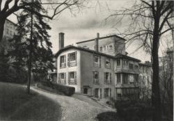 Clinique Saint-Charles ; Vue sur le parc