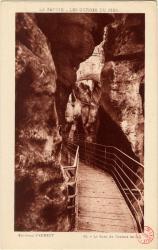 La Savoie : Les Gorges du Fier ; Le Pont du Chemin de fer