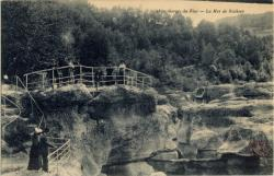 Gorges du Fier : La Mer de Rochers