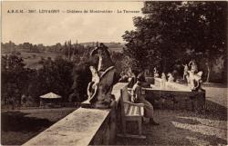 Lovagny : Château de Montrotiier ; La Terrasse