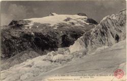 St. Gervais-les-Bains Aiguille de Béranger et glacier de Tré-la Tête