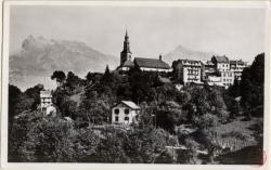 St-Gervais-les-Bains : Aiguilles de Warens et de Platé
