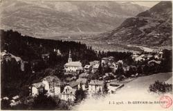 St-Gervais-les-Bains