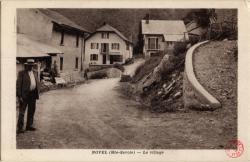 Novel (Hte-Savoie) : Le Village