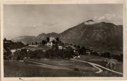 Mont-Saxonnex : L'Eglise et le Môle