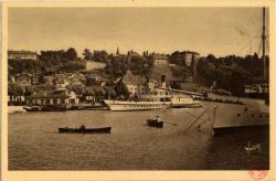 Thonon-les-Bains (Hte-Sav.) : Le port