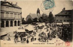 Thonon-les-Bains : Le Maroché