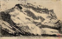 Sommet de la Tournette (2357 mèt. d'alt.)