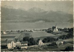 Sevrier (Hte-Savoie) : Vue générale