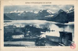 Sites Pittoresques de Savoie : Talloires et la Chapelle du Toron