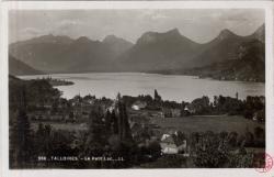 Talloires : Le Petit Lac