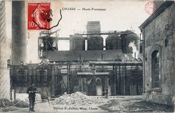 Chasse-sur-Rhône (Rhône) : Hauts-Fourneaux