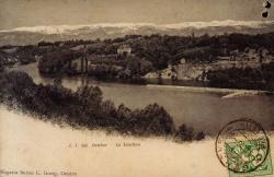 Genève. La Jonction