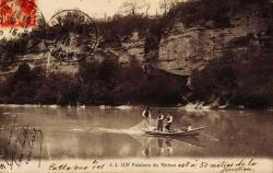 Falaises du Rhône