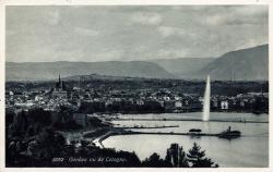 Genève vu de Coligny