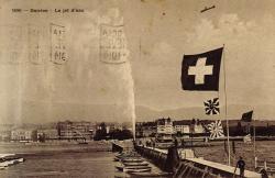 Genève - Le Jet d'eau