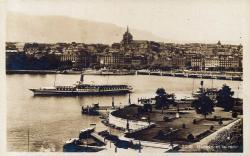 Genève et la Rade