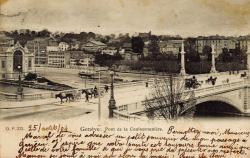 Genève - Pont de la Coulouvrenière