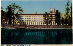 Genève - Bureau International du Travail