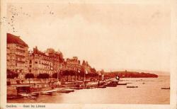 Genève - Quai du Léman