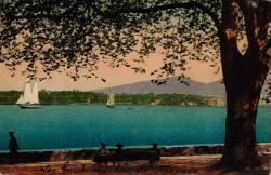 Genève - Bords du Lac