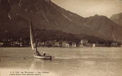 Le Bouveret - Lac Léman.